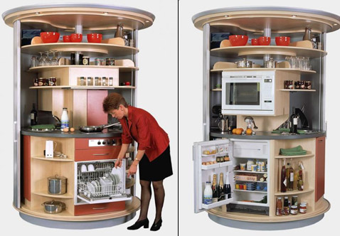 סוגרים את המטבח