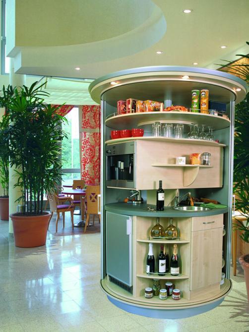 ועוד תמונה של המטבח הזה