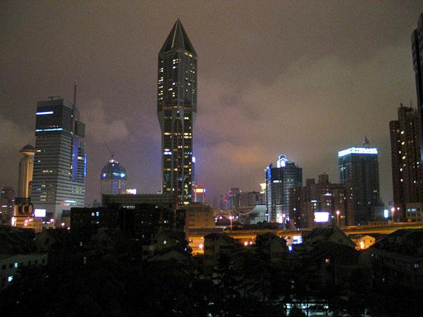 הרצאה: המרחב העירוני בסין