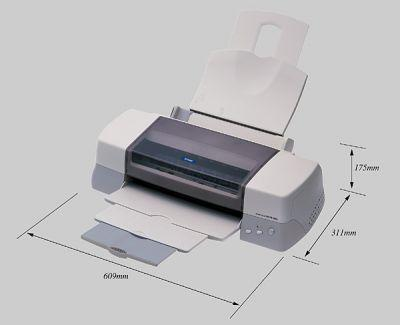 למכירה:מדפסת EPSON Stylus Photo 1290