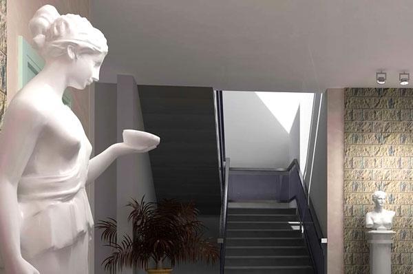 הדמיה ממוחשבת תלת ממדית ואנימציה בענף הבניה והא