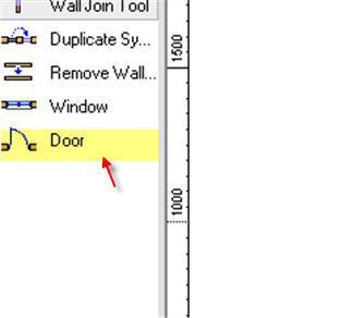 כלי הדלתות מסרב להבחר