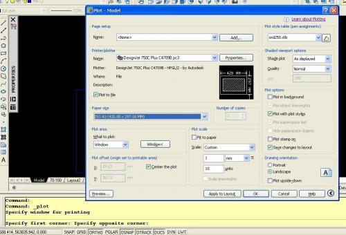קובץ CTB, אפשרות לעריכה דרך מסך ההדפסה