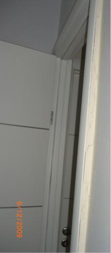 התקנת דלתות לא מוצלחת של חברה NSDOORS