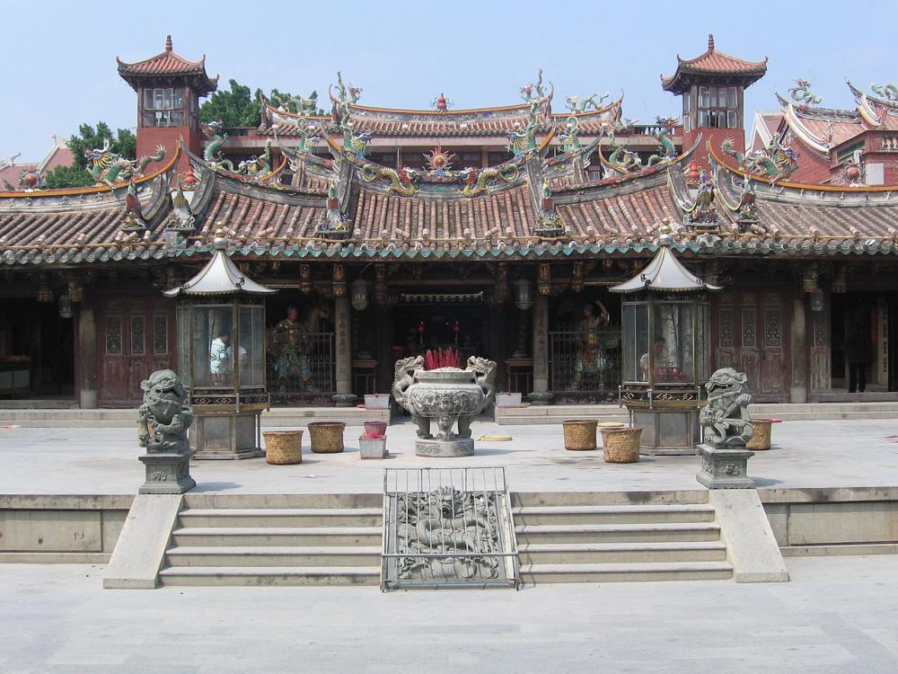 משלחת אדריכלים לסין