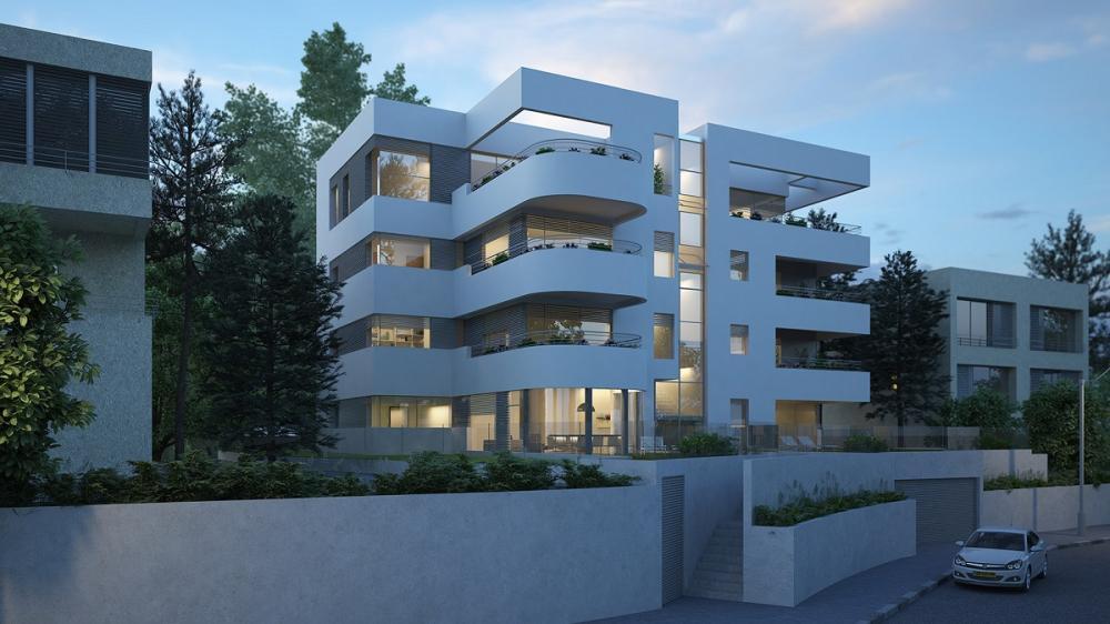 מותג חדש אפרת סגל - עיצוב פנים - פרויקטים - דירה בחיפה ER-42
