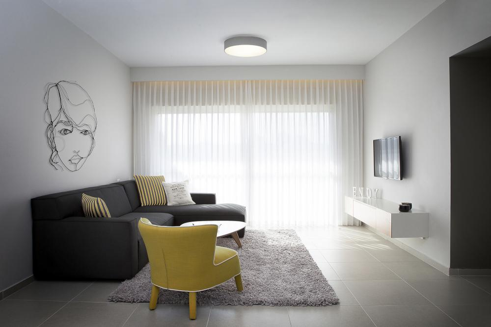 for Decoracion piso minimalista